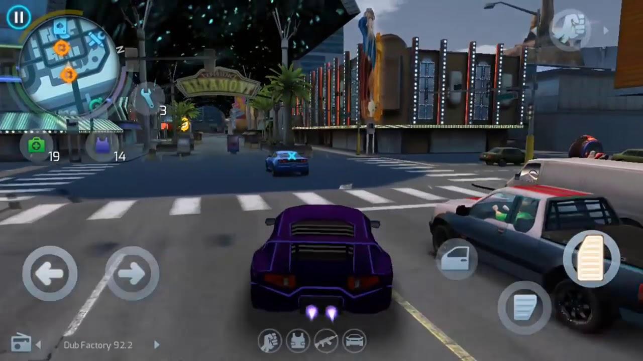 Hướng dẫn tải game gangstar vegas 4.0.0i mod full vip 10 không cần giải nén