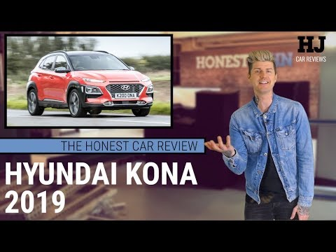 The Honest Car Review | 2019 Hyundai Kona - not nearly as exciting as Hyundai thinks it is