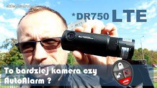 Wideorejestrator BlackVue DR750 2CH LTE - czyli test autoalarmu