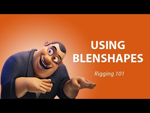 Using Blendshapes -