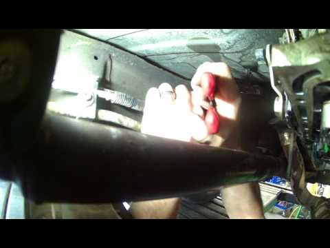 Fuel filter replacement 1999 Ford Explorer  How to change gas