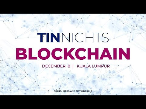 TINnights Highlights: How Will Blockchain and AI Change The World?