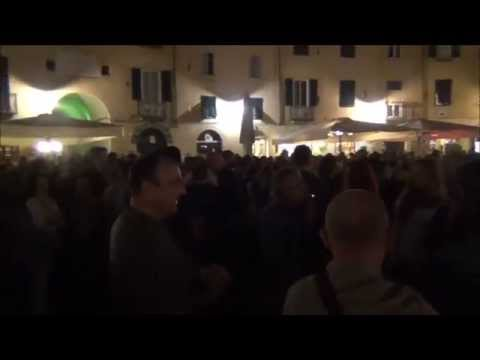 Steve Martin DJ Piazza Anfiteatro LUCCA