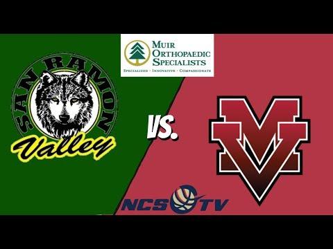 San Ramon Valley vs Monte Vista High School Football LIVE 10/26/18