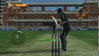 International Cricket 2010 Gameplay Trailer