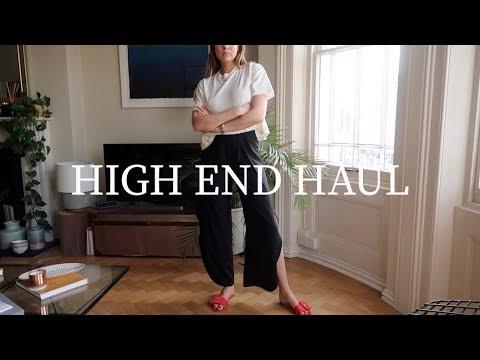 High End Haul | Ft. Celine, Attico, Toteme