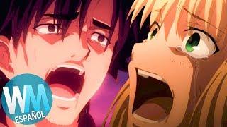 ¡Top 10 Animes Donde GANA EL VILLANO!