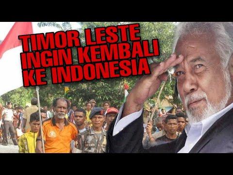 MENGEJUTKAN ‼️Sadar Di Tipuu Australia, Akhirnya Timor Leste Ingin Kembali Ke Pangkuan Indonesia