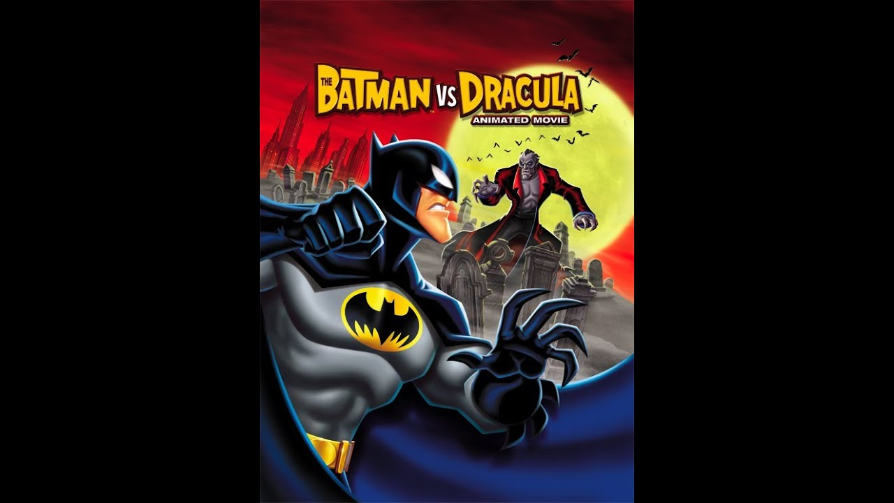 download the batman vs dracula the animated movie (2005)