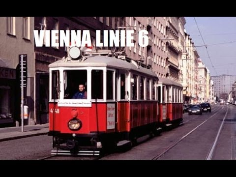 wien strassenbahn linie 6 youtube. Black Bedroom Furniture Sets. Home Design Ideas