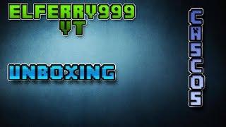 Unboxing|Casocs Nuevos¡¡¡¡¡¡¡|con Roberman