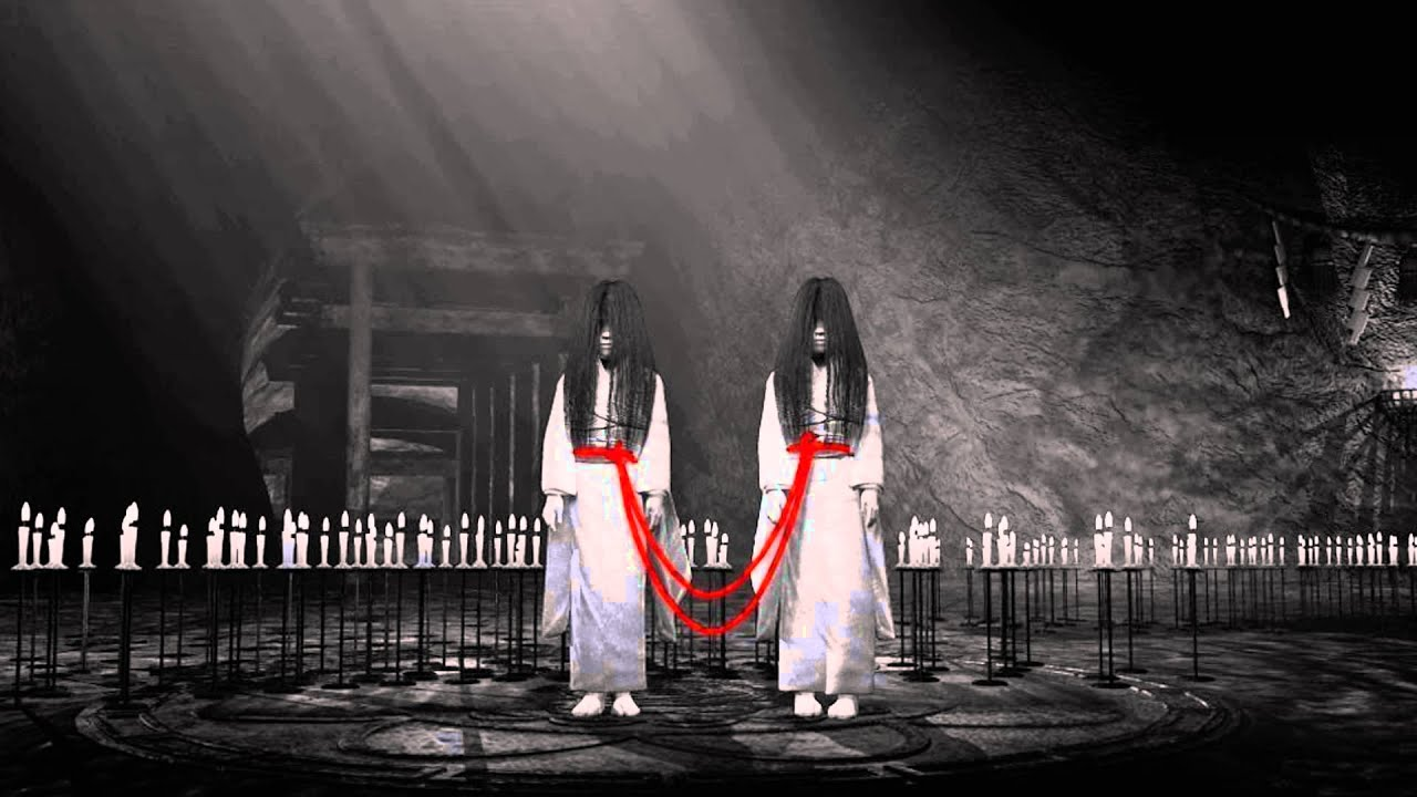 Fatal Frame 2 - Sae battle background quotes - YouTube