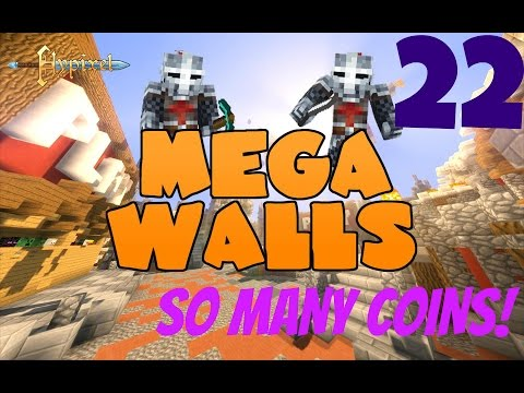 Mega Walls Ep. 22! -COIN SHOWER!-