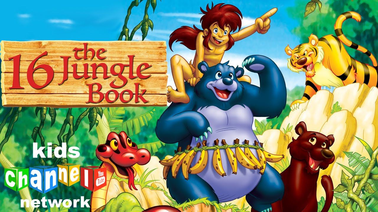 The jungle book episode 16 dailymotion
