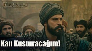 Osman Bey'i öfkelendiren mesaj! - Kuruluş Osman 41. Bölüm