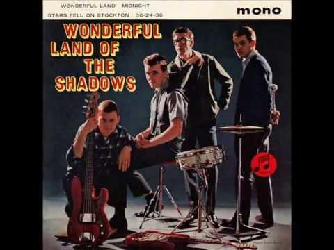 Wonderful Land 1962 - Cover by Diego García
