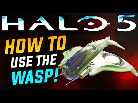 Halo 5 - Insane Spree With The UNSC Wasp!