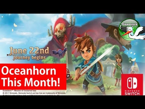 Oceanhorn Coming To Nintendo Switch This Month!
