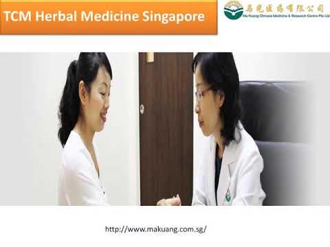 TCM Herbal Medicine Singapore
