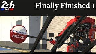 RaceDayLIVE: Finally Finished 1