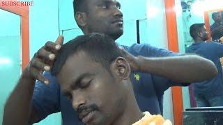 Smooth Head massage ~ Finger Tracing, Tickling ~ Help You Sleep Well/CS ASMR,,