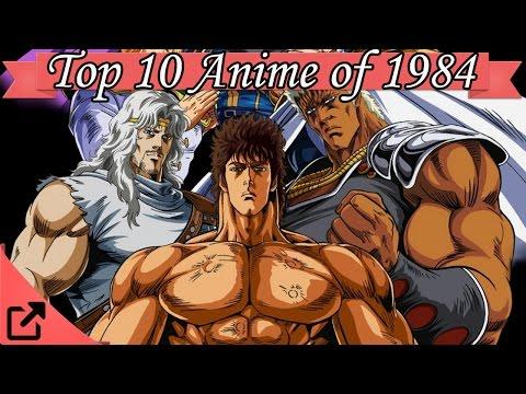 Top 10 Anime of 1984