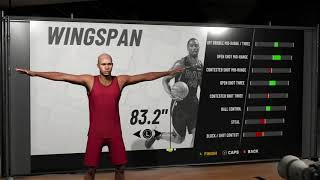 NBA 2K19 HOW TO MAKE THE LIANGELO BALL BUILD.. THIS IS HIGHKEY A CHEESY BUILD TBH