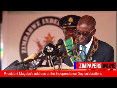 Speech by His Excellency President R.G. Mugabe at the 37th Independence Anniversary Celebrations