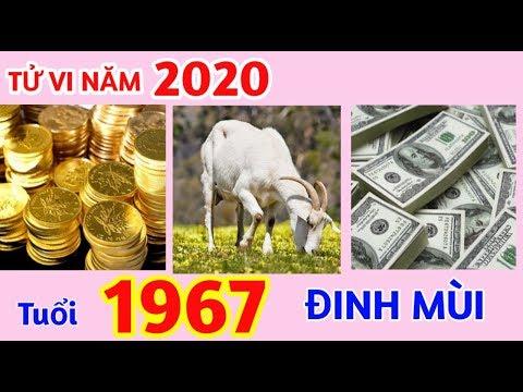 Năm 2020 Tuổi ĐINH MÙI - 1967 I BIẾN ĐỘNG Về CÔNG DANH, SỰ NGHIỆP, VẬN HẠN BẠN CẦN BIẾT