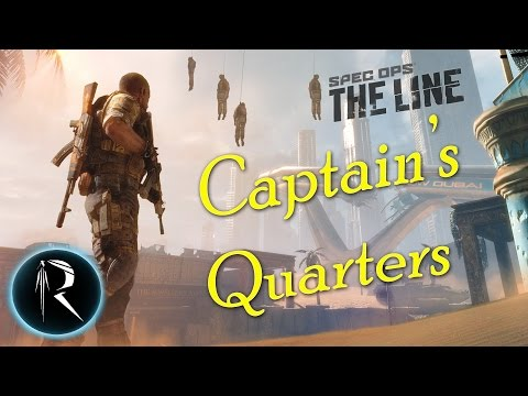 Captain's Quarters #5: