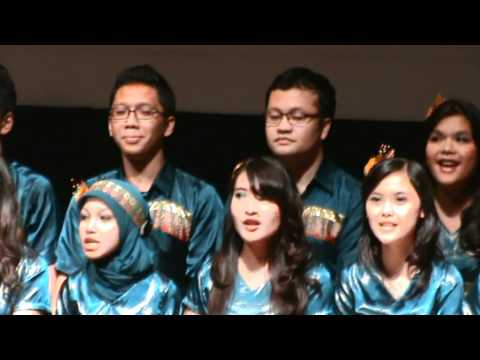 Bungong Jeumpa (Aceh) sung by PCMS Youth Choir