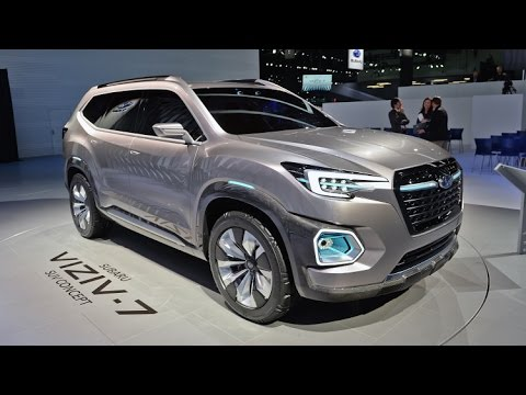 2018 subaru ascent suv. interesting subaru 2018 subaru ascent with subaru ascent suv