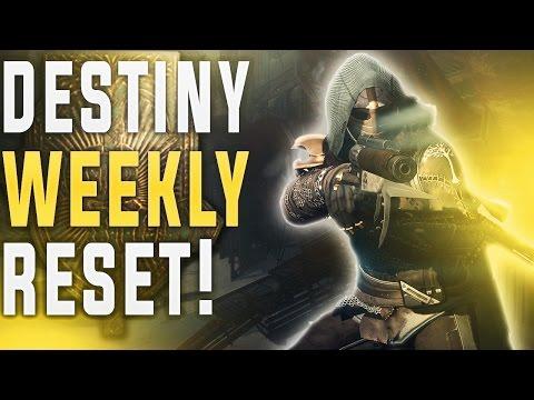 destiny matchmaking weekly heroic strikes