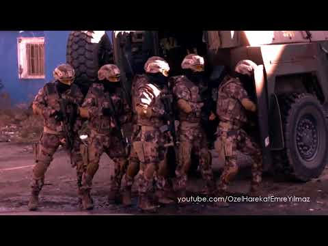 TURKISH POLICE PRIVATE OPERATİON TEAMS (THE BEST POLICE OF THE WORLD)