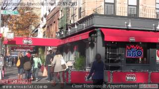 New York - Video tour di un appartamento ammobiliato a East 13th Street (East Village - Manhattan)