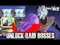 How To Unlock ALL My Raid Bosses! Xenoverse 2 Playable Demigra, Final Form Mira, & Corrupted Zamasu