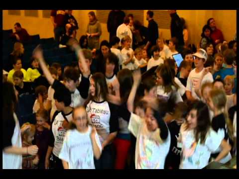 High Tech Kids 2013 FLL Non-advancing Tournament Harlem Shake Video