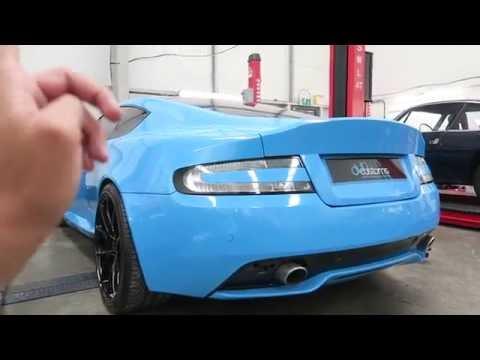 Custom Aston Martin DB9 by Dub Customs