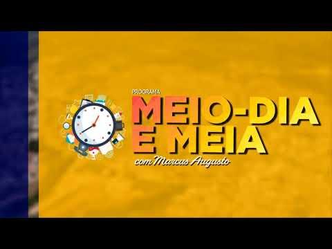 Live:Meio-Dia e Meia - hoje Gerente fala do sucesso das lojas Megalar em SAJ