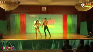 ERSIN & HANDE SALSA DANCE PERFORMANCE | FUJAIRAH LATIN FESTIVAL 2015