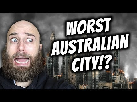 VLOG: Worst City in Australia?! | Everyday Australian English | Aussie English Conversations