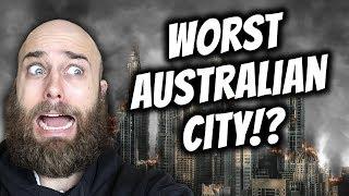 VLOG: Worst City in Australia?! | Everyday Australian English | Aussie English Conversations