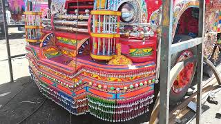 Pakistani truck Rebuild 2019 | Decorated Truck Video Full | Pakistani truck Art | Pakistani Trucker