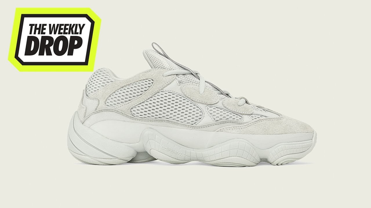 24428f1c803 Yeezy 500  Salt  Australian Sneaker Release Info  The Weekly Drop ...