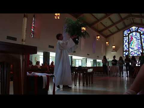 Sights and Sounds from Friday Morning Prayer
