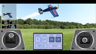 Real RC Flight Sim 2016 (by Thetis Games) - simulation game for android and iOS - gameplay.