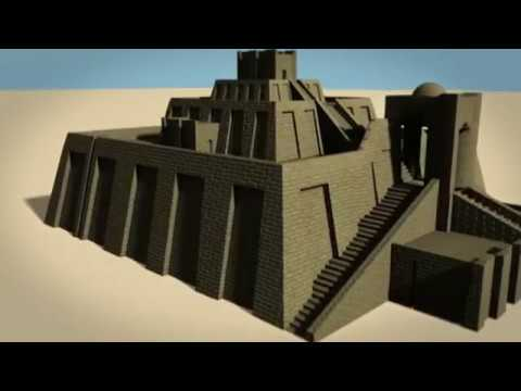 Great Ziggurat at Ur—Ancient Architecture