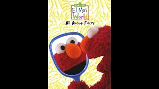 Elmo's World: All About Faces (2009 DVD)