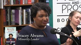 "Stacey Abrams, ""Minority Leader"""