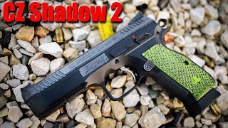 CZ Shadow 2 5000 Round Review: The Best Pistol Of 2018